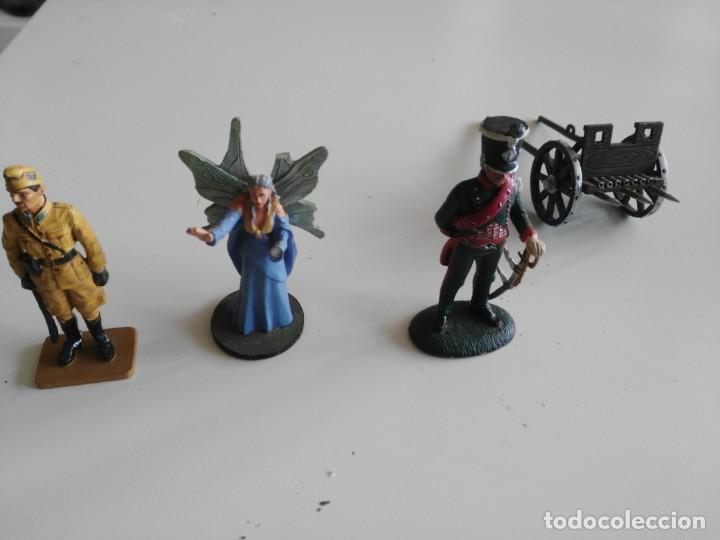 Juguetes Antiguos: lote soldados de plomo diferentes fabricantes - Foto 10 - 198912307