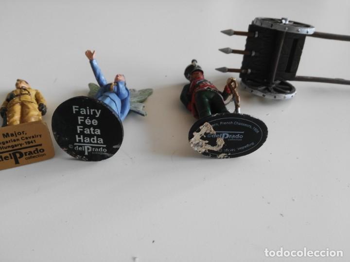 Juguetes Antiguos: lote soldados de plomo diferentes fabricantes - Foto 11 - 198912307