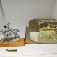 Juguetes Antiguos: ALYMER GENERAL DE DIVISIÓN ESPAÑA 1910 REF. N° 583 SOLDADO PLOMO E. 54 MM. Lote 199270393