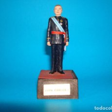 Juguetes Antiguos: SOLDADO SOLDAT ESPAÑA JUAN CARLOS I 54MM. Lote 199660081
