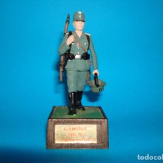 Juguetes Antiguos: SOLDADO SOLDAT ESPAÑA 1939 - 45 CABO INFANTERIA 54MM. Lote 199660498