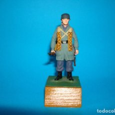 Juguetes Antiguos: SOLDADO SOLDAT ALEMANIA 1939 - 45 PARACAIDISTA 54MM. Lote 199664850
