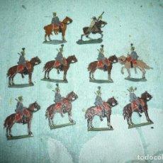 Juguetes Antiguos: FIGURAS DE PLOMO. Lote 200533288