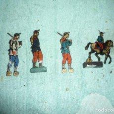 Juguetes Antiguos: FIGURAS PLOMO. Lote 200533497