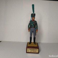 Juguetes Antiguos: REGIMIENTO DE CAZADORES PRUSIANO 1813 90 MM. MINIATURAS ALMIRALL PALOU. Lote 203600283