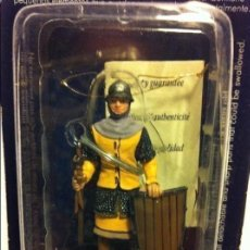 Jeux Anciens: MEDIEVAL (ALTAYA)- CON SU BLISTER - 6,5 CM. Lote 204493970