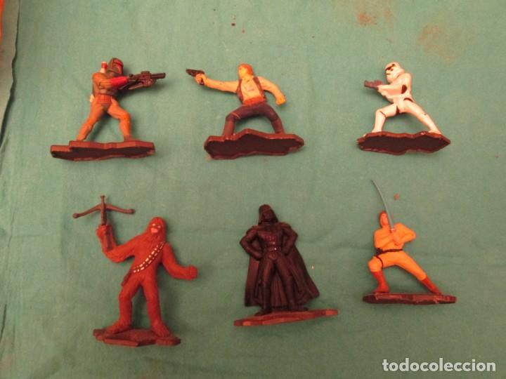 STAR WARS (Juguetes - Soldaditos - Soldaditos de plomo)