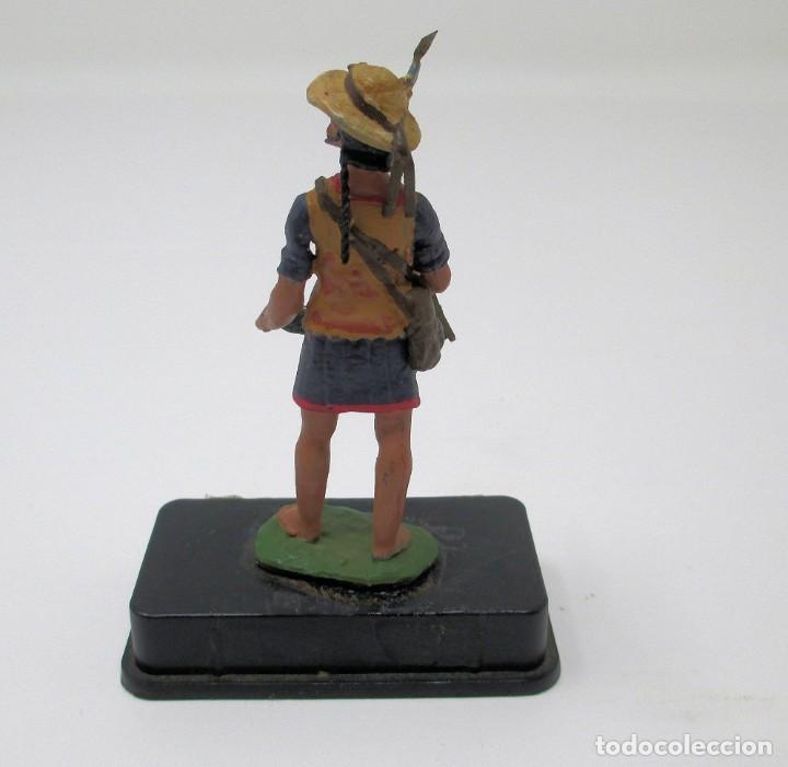 Juguetes Antiguos: Hondero Balear - Figura de Plomo. Miniploms de Alymer. - Foto 3 - 205568525
