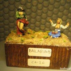 Juguetes Antiguos: SOLDADO DE PLOMO CAMELOT- ESCALA 30MM - PINTADO DE CALIDAD - PEANA 6X3X2 REF. CA-26. Lote 206865625