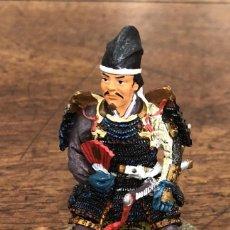 Jogos Antigos: SOLDADO JAPONES OHUCHI YOSHITAKA (1507-1551). EDICIONES DEL PRADO, 2002. Lote 206990345