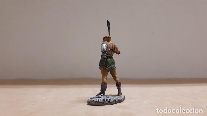Juguetes Antiguos: 54mm. figura de plomo - Foto 3 - 208834218
