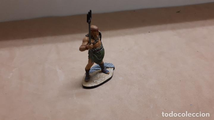 Juguetes Antiguos: 54mm. figura de plomo - Foto 6 - 208834218
