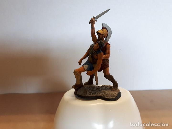 Juguetes Antiguos: 54mm. figura de plomo - Foto 3 - 208835596