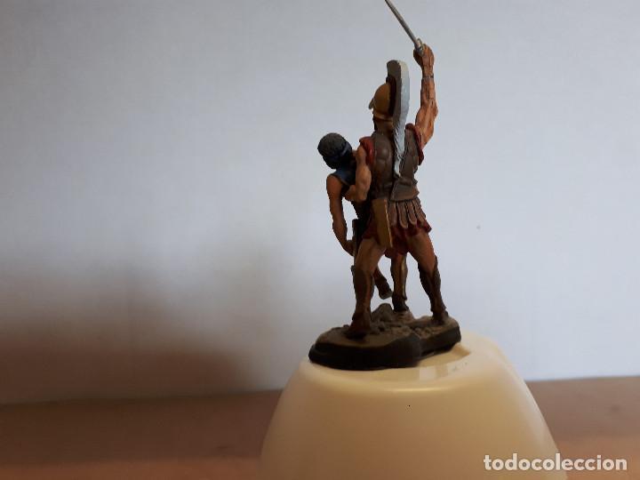 Juguetes Antiguos: 54mm. figura de plomo - Foto 4 - 208835596