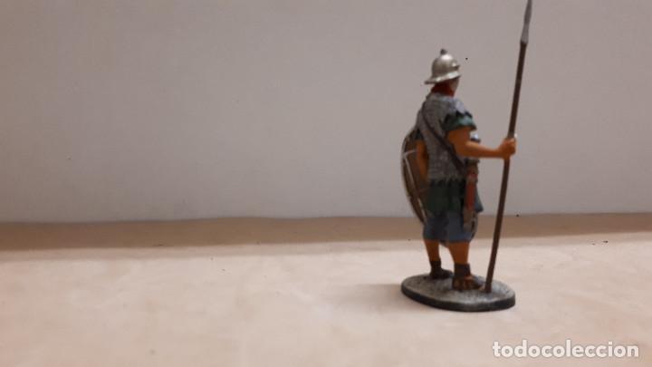 Juguetes Antiguos: 54mm. figura de plomo - Foto 4 - 208836565