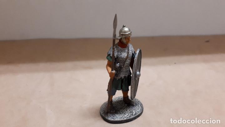 Juguetes Antiguos: 54mm. figura de plomo - Foto 5 - 208836565