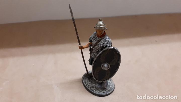 Juguetes Antiguos: 54mm. figura de plomo - Foto 6 - 208836565