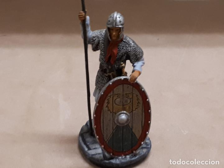Juguetes Antiguos: 54mm. figura de plomo - Foto 2 - 208837510