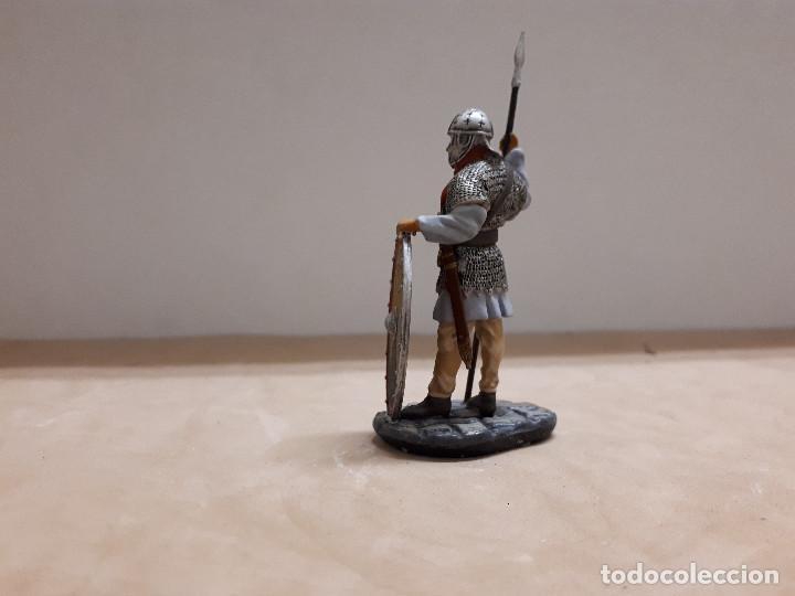 Juguetes Antiguos: 54mm. figura de plomo - Foto 3 - 208837510