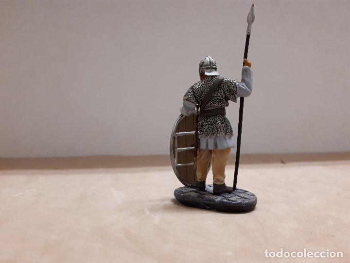Juguetes Antiguos: 54mm. figura de plomo - Foto 4 - 208837510