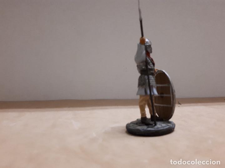 Juguetes Antiguos: 54mm. figura de plomo - Foto 5 - 208837510
