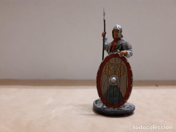 Juguetes Antiguos: 54mm. figura de plomo - Foto 7 - 208837510