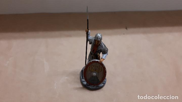 Juguetes Antiguos: 54mm. figura de plomo - Foto 8 - 208837510