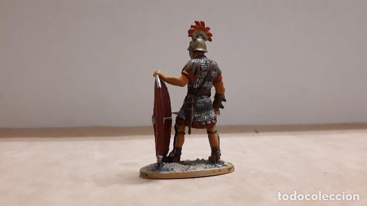 Juguetes Antiguos: 54mm. figura de plomo - Foto 3 - 208837696