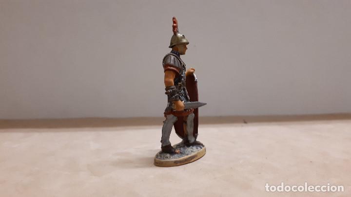 Juguetes Antiguos: 54mm. figura de plomo - Foto 5 - 208837696