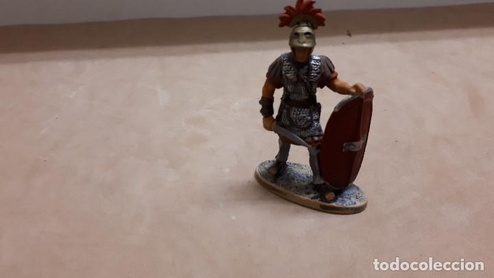 Juguetes Antiguos: 54mm. figura de plomo - Foto 8 - 208837696