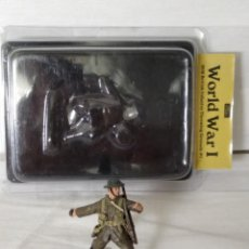 Juguetes Antiguos: 1/32 OR 54MM WILLIAM BRITAIN (BRITAINS) WORLD WAR I 23013 1916 BRITISH INFANTRY THROWING GRENADE Nº1. Lote 210720630