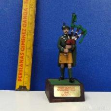 Jeux Anciens: SOLDADITO DE PLOMO - IRISH GUARDS GRAN BRETAÑA 1940 MUSICO - MARCA SOLDAT. Lote 212105352