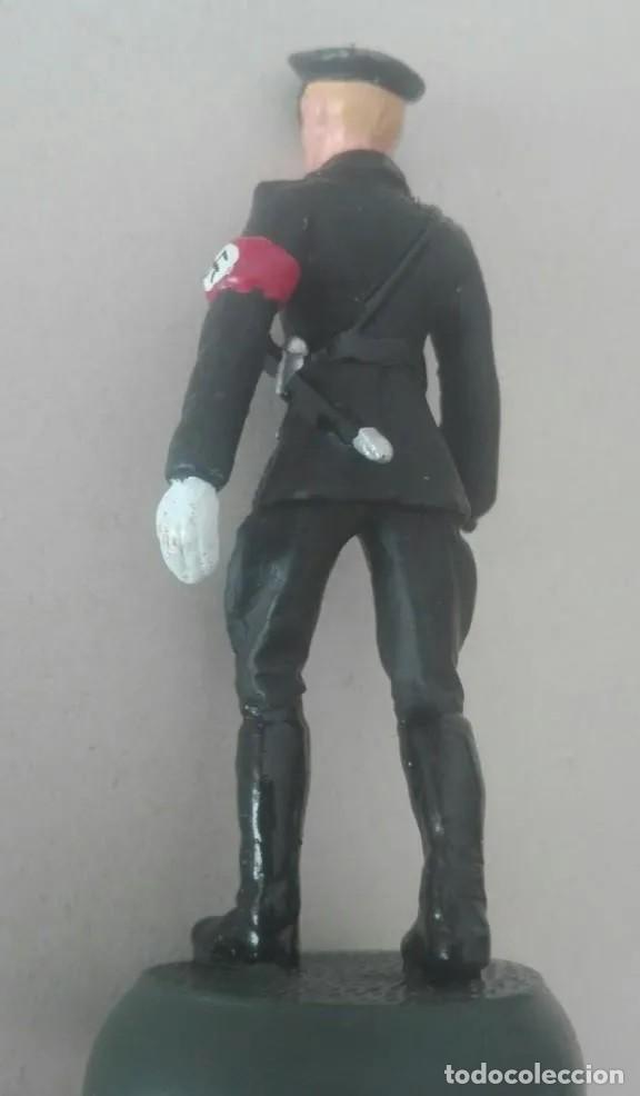 Juguetes Antiguos: Figura de un Oficial alemán de la Gestapo. Admirall Palou, descatalogado. En aleación metálica. - Foto 2 - 213864145