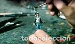 Juguetes Antiguos: MOLDE PARA PLOMO, DE LA ANTIGUA CASA SCHILDKRÖT, 1965- 1982. ORQUESTA. PLOMOALEACIÓN - Foto 2 - 215786686