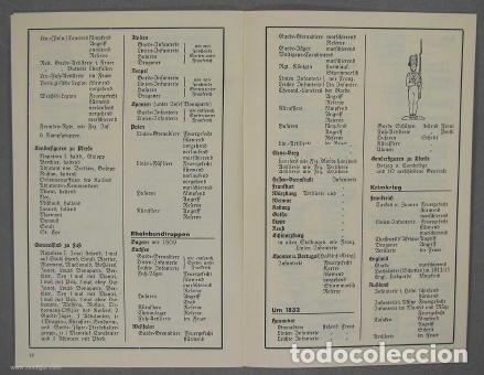 Juguetes Antiguos: ANTIGUO (1925-1933) SET DE CUATRO SOLDADOS DE PLOMO, CASA RIECHE, DE HANOVER, PLOMOALEACIÓN - Foto 2 - 216708520