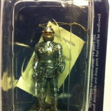 Jeux Anciens: MEDIEVAL (ALTAYA)- CON SU BLISTER - 6,5 CM. Lote 216762323