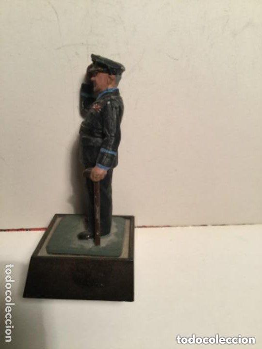 Juguetes Antiguos: Winston churchill - 8 cm. con peana-soldat - Foto 4 - 241735390