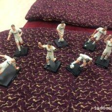 Giochi Antichi: LOTE FIGURAS DE PLOMO FUTBOLISTAS REAL MADRID . VER FOTOS. Lote 217394243
