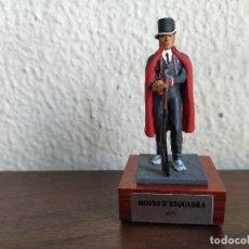 Juguetes Antiguos: MOSSOS D´ESQUADRA 1875 MINIATURAS ALMIRALL PALOU POLICIA AUTONOMICA. Lote 218307733