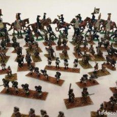 Juguetes Antiguos: LOTE SOLDADITOS DE PLOMO, (VARIADOS), VARIAS ÉPOCAS. Lote 218798888