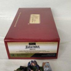 Juguetes Antiguos: 54MM W. BRITAIN (BRITAINS) ZULU WAR 20121 RORKES DRIFT THE EVACUATION OF THE HOSPITAL SET Nº 6. Lote 219586823