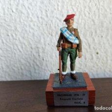 Juguetes Antiguos: REQUETE CARLISTA NACIONAL 1936-39 JOSE ALMIRALL MINITURAS ALMIRALL EKO. Lote 221590390