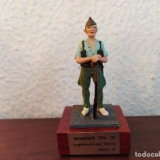 Juguetes Antiguos: LEGIONARIO DEL TERCIO NACIONAL 1936-39 JOSE ALMIRALL MINITURAS ALMIRALL EKO. Lote 221591106