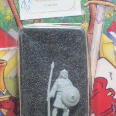 Juguetes Antiguos: SOLDADO DE LA SERIE CAMELOT. Lote 222234835