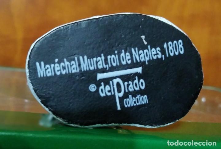 Juguetes Antiguos: MARECHAL MURAT escala 1/18 12,5 CM DELPRADO - Foto 6 - 222860372