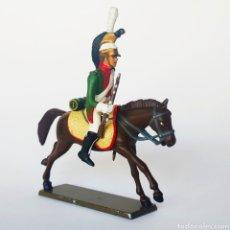 Juguetes Antiguos: SOLDADO DE PLOMO -54MM CABALLERIA NAPOLEONICA - STARLUX - 54 MM - TOY SOLDIER. Lote 225486873