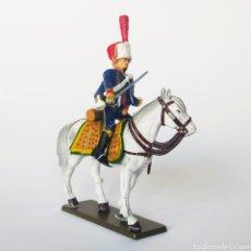 Juguetes Antiguos: SOLDADO DE PLOMO -54MM CABALLERIA NAPOLEONICA - STARLUX - 54 MM - TOY SOLDIER. Lote 225488145