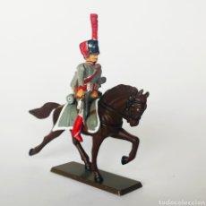 Juguetes Antiguos: SOLDADO DE PLOMO -54MM CABALLERIA NAPOLEONICA - STARLUX - 54 MM - TOY SOLDIER. Lote 225490030