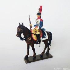 Juguetes Antiguos: SOLDADO DE PLOMO -54MM CABALLERIA NAPOLEONICA - STARLUX - 54 MM - TOY SOLDIER. Lote 225490825