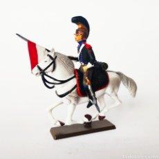 Juguetes Antiguos: SOLDADO DE PLOMO -54MM CABALLERIA NAPOLEONICA - STARLUX - 54 MM - TOY SOLDIER. Lote 225493630